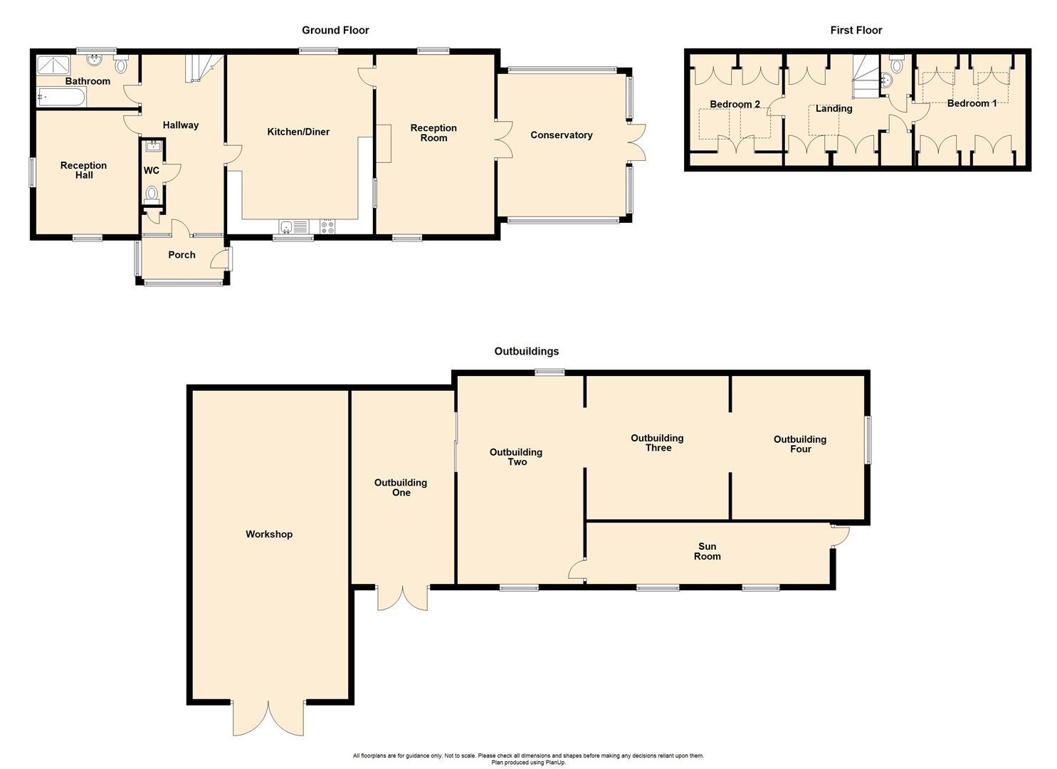 2 Bedroom Barn Conversion For Sale - Sunnyside View, Kings Highway, Accrington.jpg